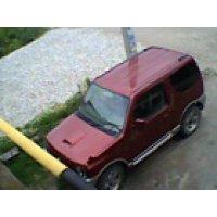 Продам а/м Suzuki Jimny требующий вложений